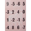 ULTIMATE MAGIC SQUARE  -  WASSHUBER