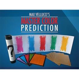 MASTER COLOR PREDICTION  -  MAX VELLUCCI