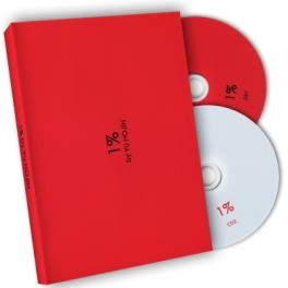 1%  DVD  -  YU HOJIN ( sur commande )