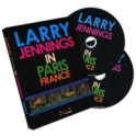 LARRY JENNINGS IN PARIS  2 DVD