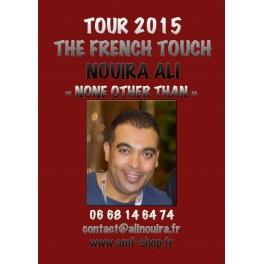 SET TOURNEE 2015  -  NOUIRA ALI