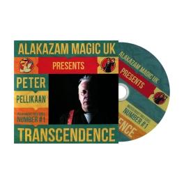 TRANSCENDENCE  -   PETER PELLIKAAN