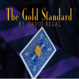 THE GOLD STANDARD  -  DAVID REGAL